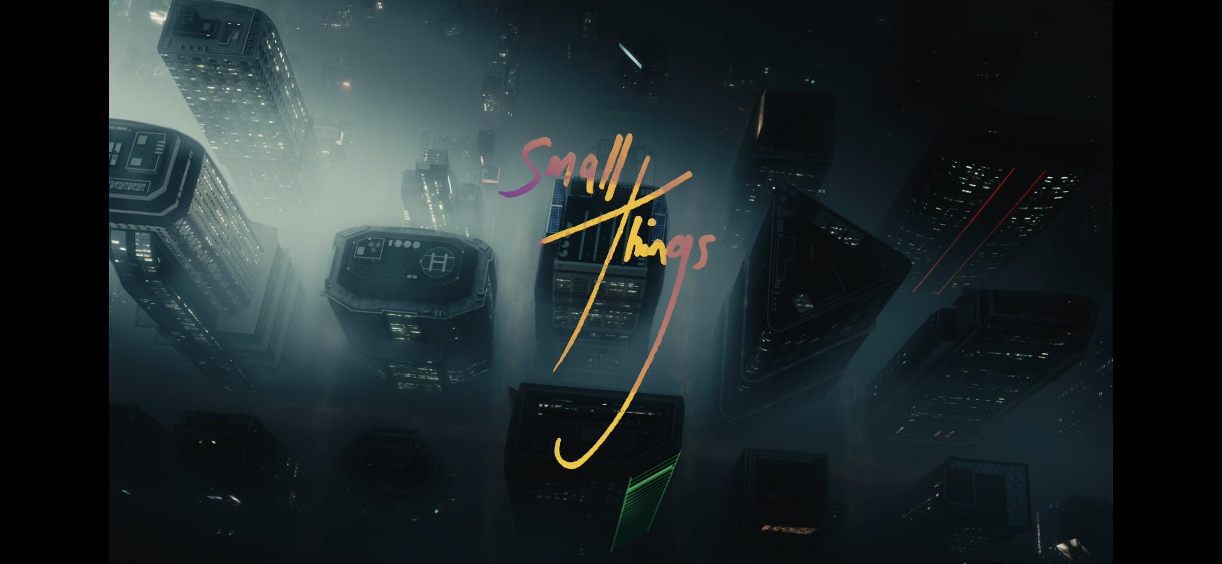 JOJO Santiago Salviche Small things-3
